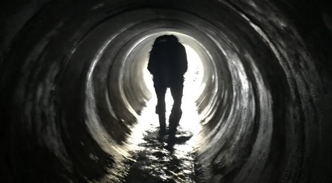 Tunnelkrypning!