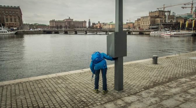 Stockholm med skattjakt