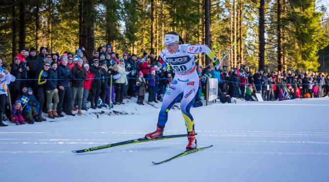 Världscupen i skidor i Ulricehamn
