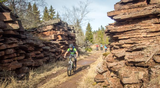 Kinnekulle – mountainbikeläger